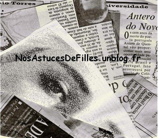 Nos astuces de filles remplacer son rouleau de sopalin for Nettoyer vitre papier journal